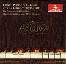 Erard Piano CD cover